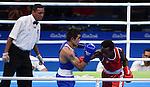 13/08/2016 - Mens boxing - Riocentro 6 - Olympic park - Rio de Janeiro - Brazil