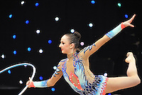"February 7, 2014 - Tartu, Estonia - MARINA DURUNDA of Azerbaijan performs at ""Miss Valentine 2014"" international tournament."