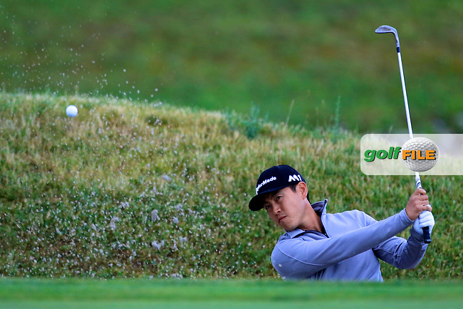 Daniel Im (USA) during the third round of the Lyoness Open powered by Organic+ played at Diamond Country Club, Atzenbrugg, Austria. 8-11 June 2017.<br /> 10/06/2017.<br /> Picture: Golffile | Phil Inglis<br /> <br /> <br /> All photo usage must carry mandatory copyright credit (&copy; Golffile | Phil Inglis)