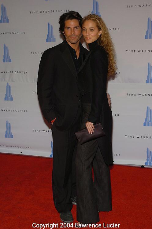 Greg Lauren and Elizabeth Berkley