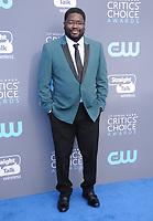 11 January 2018 - Santa Monica, California - LilRel Howery. 23rd Annual Critics' Choice Awards held at Barker Hangar. <br /> CAP/ADM/BT<br /> &copy;BT/ADM/Capital Pictures