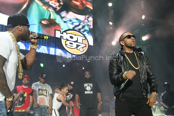 East Rutherford, NJ - June 1, 2014<br /> <br /> Lloyd Banks performs at the Hot 97 Summer Jam 2014 concert at Metlife Stadium, June 1, 2014 in East Rutherford, NJ<br /> <br /> <br />  Walik Goshorn/MediaPunch