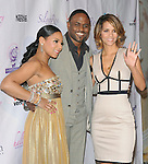 Ashanti , Wayne Brady & Halle Berry at The Jenesse Silver Rose Gala & Auction held at The Beverly Hills Hotel in Beverly Hills, California on April 19,2009                                                                     Copyright 2009 RockinExposures
