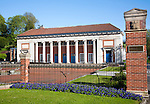 Memorial Hall building Marlborough College school, Marlborough, Wiltshire, England