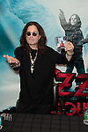 "OZZY OSBOURNE. Heavy Metal legend Ozzy Osbourne signs copies of his new CD, ""Scream,"" at the Amoeba Music store on Sunset Boulevard. Los Angeles, CA, USA. June 20, 2010."