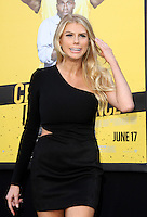 "10 June 2016 - Los Angeles, California - Charlotte McKinney. ""Central Intelligence"" Los Angeles Premiere held at Westwood Village Theatre. Photo Credit: AdMedia"