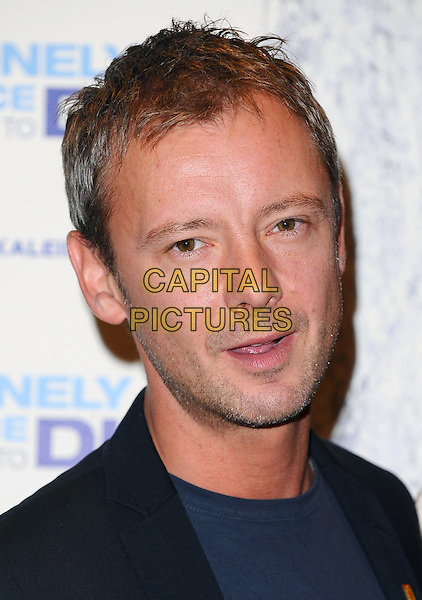"JOHN SIMM .""A Lonely To Die"" UK Premiere, Empire Leicester Square, London, England..7th September 2011.headshot portrait black blue stubble facial hair .CAP/BEL.©Tom Belcher/Capital Pictures."