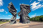 Pomnik Powstańc&oacute;w Śląskich w Katowicach, Polska<br /> The Silesian Insurgents' Monument in Katowice, Poland