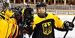 04.01.2020, BLZ Arena, Füssen / Fuessen, GER, IIHF Ice Hockey U18 Women's World Championship DIV I Group A, <br /> Deutschland (GER) vs Daenemark (DEN), <br /> im Bild Torjubel, Thea-Marleen Bartell (GER, #10)<br /> <br /> Foto © nordphoto / Hafner
