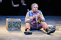 Simon McBurney returns to ENO to direct the first revival of his production of Mozart's THE MAGIC FLUTE. Picture shows: Peter Coleman-Wright (Papageno)