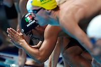 Luca Marin Italia Men's 400m Individual Medley <br /> Swimming - Nuoto <br /> Barcellona 4/8/2013 Palau St Jordi <br /> Barcelona 2013 15 Fina World Championships Aquatics <br /> Foto Andrea Staccioli Insidefoto