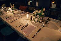 Absolut ELYX & Johnny Wujek Dinner