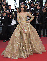Sonam Kapoor at the premiere for &quot;The Killing of a Sacred Deer&quot; at the 70th Festival de Cannes, Cannes, France. 22 May 2017<br /> Picture: Paul Smith/Featureflash/SilverHub 0208 004 5359 sales@silverhubmedia.com
