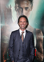 HOLLYWOOD, CA - MARCH 12: Walton Goggins, at The US premiere of Tomb Raider at the TCL Chinese Theatre in Hollywood, California on March 12, 2018. Credit: Faye Sadou/MediaPunch<br /> CAP/MPIFS<br /> &copy;MPIFS/Capital Pictures