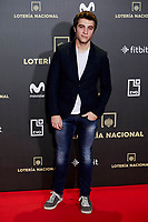 Pol Monen attends to Fantastic Beasts: The Crimes of Grindelwald film premiere during the Madrid Premiere Week at Kinepolis in Pozuelo de Alarcon, Spain. November 15, 2018. (ALTERPHOTOS/A. Perez Meca) /NortePhoto