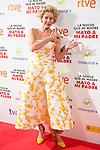 """Belen Rueda attends to the premiere of the spanish film """"La noche que mi madre mato a mi padre"""" at Palacio de la Prensa in Madrid. April 27, 2016. (ALTERPHOTOS/Borja B.Hojas)"""