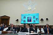 Former Trump-Russia special counsel Robert Mueller, left, and top aide in the investigation Aaron Zebley, right, give testimony before the United States House Permanent Select Committee on Intelligence on the results of his investigation on Capitol Hill in Washington, DC on Wednesday, July 24, 2019.<br /> Credit: Stefani Reynolds / CNP<br /> (RESTRICTION: NO New York or New Jersey Newspapers or newspapers within a 75 mile radius of New York City)