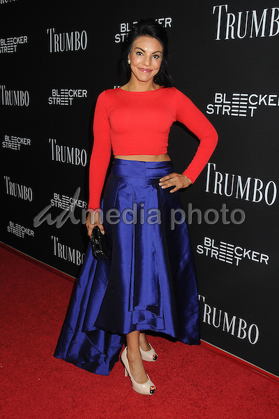 "27 October 2015 - Beverly Hills, California - Tilda Del Toro. ""Trumbo"" Los Angeles Premiere held at the AMPAS Samuel Goldwyn Theater. Photo Credit: Byron Purvis/AdMedia"