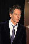"""Guiding Light's Kevin Bacon """"Tim Werner"""" and (Search For Tomorrow), stars as FBI agent """"Ryan Hardy"""" in """"The Following"""", Fox's new tv series on Mondays, which held its world premiere on January 19, 2013 at the New York Public Library, New York City, New York. (Photo by Sue Coflin/Max Photos)"""