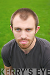 Donal Moriarty member of the Saint Brendans Ardfert Hurling squad,