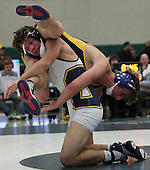 Oakland County Wrestling Championship at Lake Orion, 12/17/16
