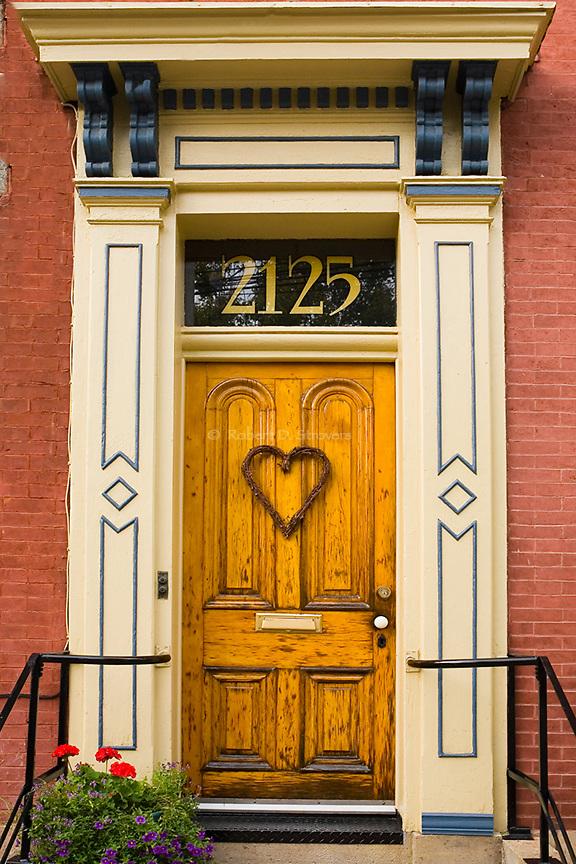 Pittsburgh Neighborhood Doors -