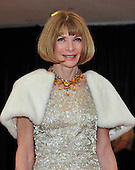 Anna Wintour arrives for the 2013 White House Correspondents Association Annual Dinner at the Washington Hilton Hotel on Saturday, April 27, 2013..Credit: Ron Sachs / CNP.(RESTRICTION: NO New York or New Jersey Newspapers or newspapers within a 75 mile radius of New York City)