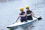 Ladies Canoeing Session