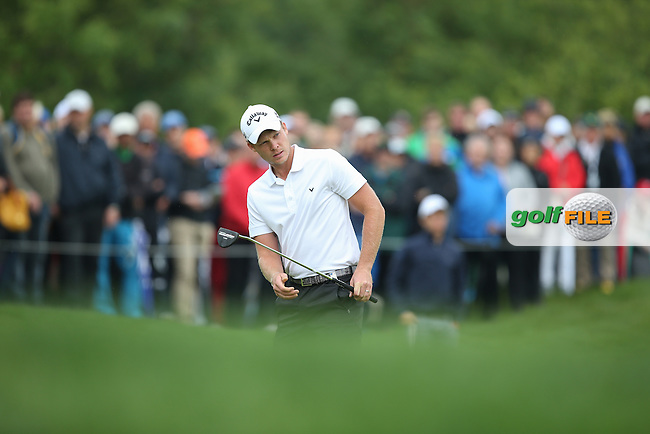 Danny Willett (ENG) putting on the 14th during the Final Round of the BMW International Open 2014 from Golf Club Gut Lärchenhof, Pulheim, Köln, Germany. Picture:  David Lloyd / www.golffile.ie