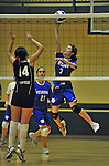 2012-10-14 NCAA: Yeshiva at Culinary Institute  Women's Volleyball