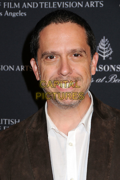 LEE UNKRICH .17th Annual BAFTA Los Angeles Awards Season Tea Party held at the Four Seasons Hotel, Beverly Hills, California, USA, 15th January 2011..portrait headshot smiling white shirt brown jacket beard facial hair .CAP/ADM/BP.©Byron Purvis/AdMedia/Capital Pictures.