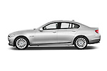 Driver side profile view of a 2013 Bmw SERIES 5 ActiveHybrid 5 4 Door Sedan 2WD