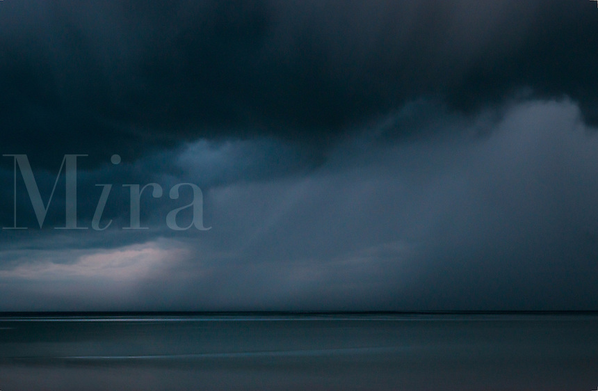 Pending storm.