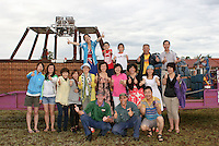 20120116 Hot Air balloon Cairns 16 January