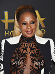 BEVERLY HILLS, CA - NOVEMBER 05: Honoree/Actor/singer-songwriter Mary J. Blige attends the 21st Annual Hollywood Film Awards at The Beverly Hilton Hotel on November 5, 2017 in Beverly Hills, California.