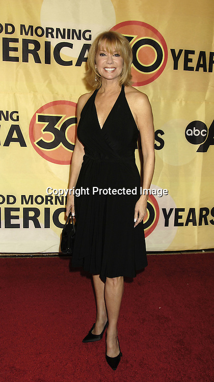Kathie Lee Gifford ..at the 30th Anniversary Celebration of Good Morning America on October 25, 2005 at Avery Fisher Hall ...Photo by Robin Platzer, Twin Images