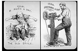 La situación laboral a principios del siglo XIX | Acento