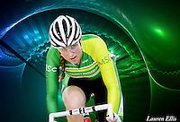 NZ Cyclist Lauren Ellis. Credit Dianne Manson / NINZ