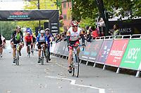 2017-09-24 VeloBirmingham  54 HM Finish
