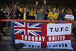 Aldershot Town 0 Torquay United 3, 15/08/2007. Recreation Ground, Football Conference.Torquay's first game in the Blue Square Premier. A 330 mile round trip to Aldershot Town's Recreation Ground. Supporters from the South West are rewarded with a 3-0 win for the visitors.