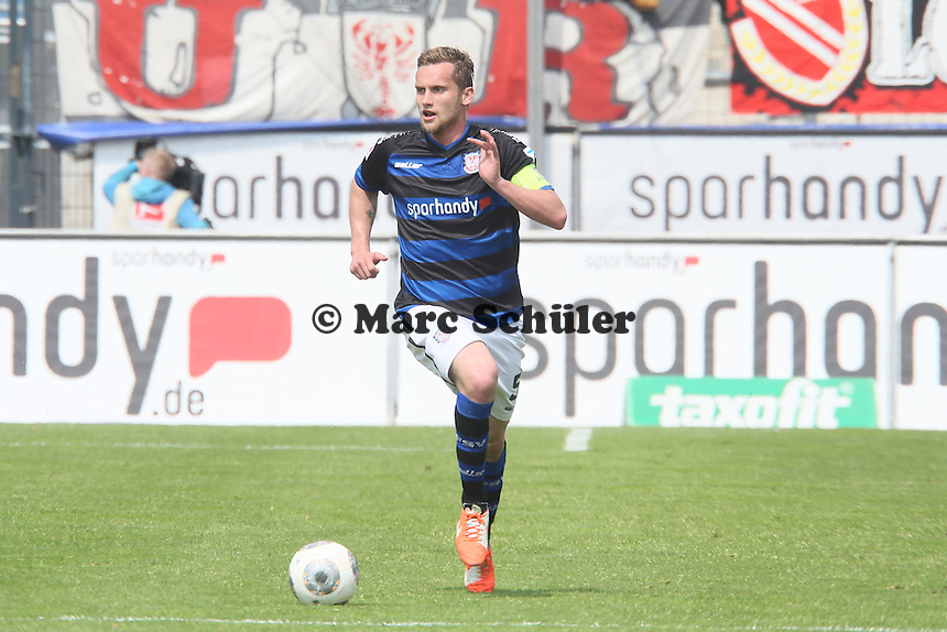 Manuel Konrad (FSV) - FSV Frankfurt vs. FC Energie Cottbus, Frankfurter Volksbank Stadion