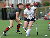 Havering HC Ladies vs Basildon HC Ladies 29-09-07