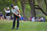Paul Casey (GBR) chips on to 6 during day 3 of the World Golf Championships, Dell Match Play, Austin Country Club, Austin, Texas. 3/23/2018.<br /> Picture: Golffile | Ken Murray<br /> <br /> <br /> All photo usage must carry mandatory copyright credit (&copy; Golffile | Ken Murray)