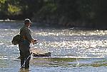 Pescador de Truites al Segre