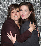 Juliana Nash & Julia Jordan attending the Opening Night Performance After Party for the Manhattan Theatre Club's 'Murder Ballad' at Suite 55 in New York City on 11/15/2012