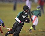 The Panthers vs. The Eagles in Oxford Park Commission flag football, at FNC Park in Oxford, Miss. on Tuesday, November 19, 2013.