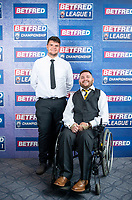 Picture by Allan McKenzie/SWpix.com - 25/09/2018 - Rugby League - Betfred Championship & League 1 Awards Dinner 2018 - The Principal Manchester- Manchester, England - Red carpet.