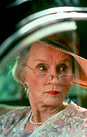 Driving Miss Daisy (1989) <br /> Jessica Tandy<br /> *Filmstill - Editorial Use Only*<br /> CAP/MFS<br /> Image supplied by Capital Pictures