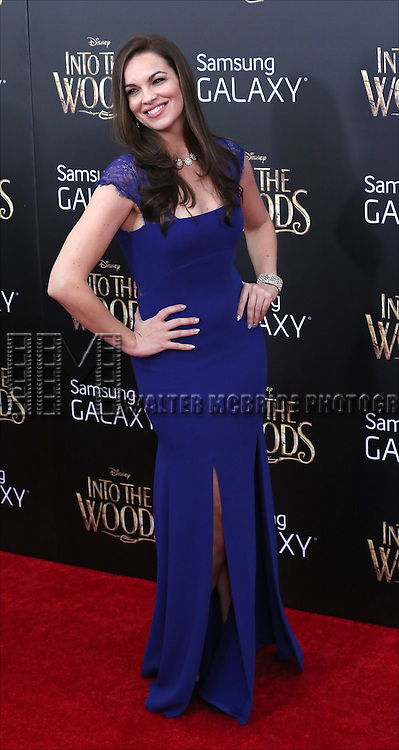 Tammy Blanchard attends the 'Into The Woods' World Premiere at Ziegfeld Theater on December 8, 2014 in New York City.