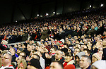 Liverpool fans watch the match - English Premier League - Liverpool vs Manchester City - Anfield Stadium - Liverpool - England - 3rd March 2016 - Picture Simon Bellis/Sportimage